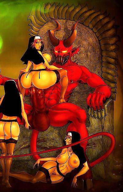 Kingdom of evil - part 29