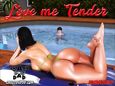 CrazyDad3D- Love Me Tender