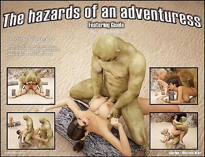 Blackadder- The Hazards of..