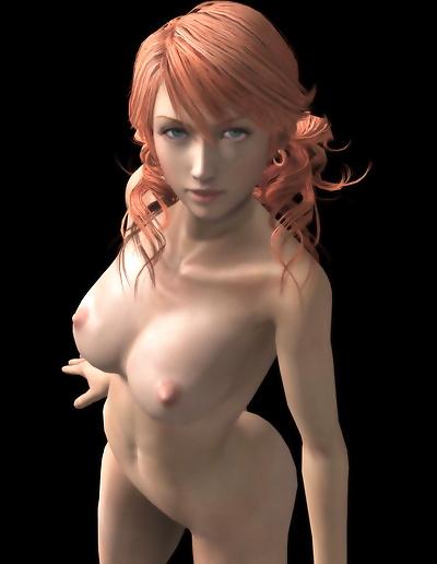 Final Fantasy XIII Gallery