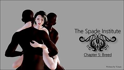 The Spade Institute Ch. 5
