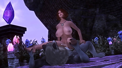 Skyrim screenshot 19 MaengJa..