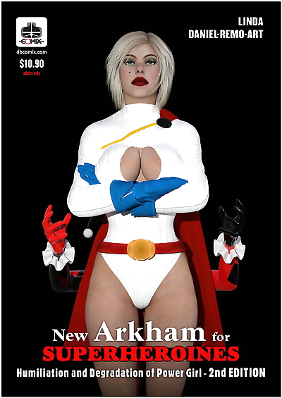 DBComix New Arkham For..