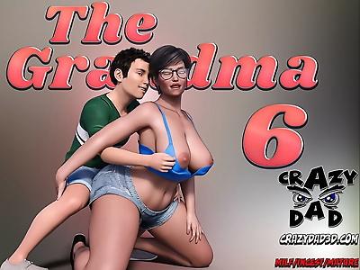 Crazy Dad 3D The Grandma 6..