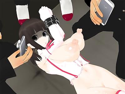 Zokubutsu Henshin Heroine..