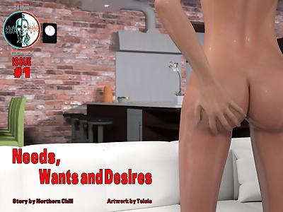 Needs- Wants & Desires