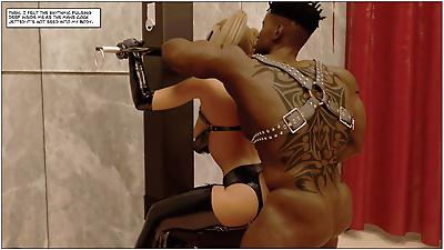Sexy3DComics - Blackmailed:..