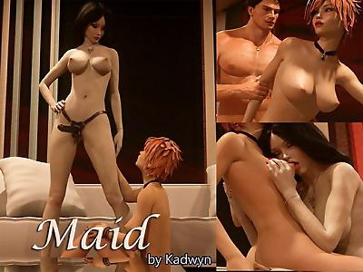 Kadwyn Teaching the Maid