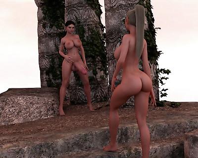 3dx851 - Ezmi & Layla