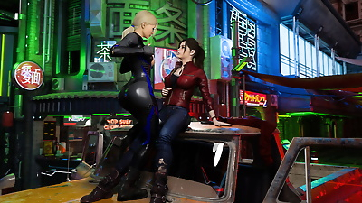 3DZen Residential Evil XXX 4