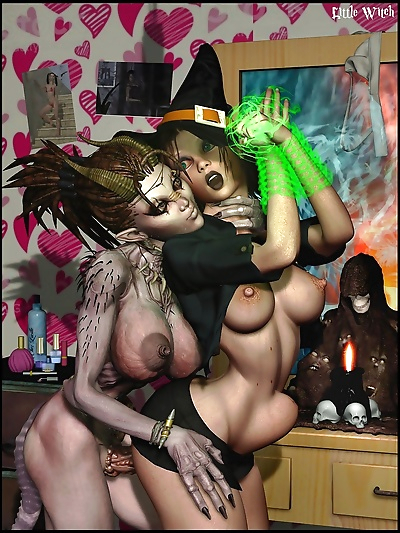 Demongirls & Scifi 3D gallery
