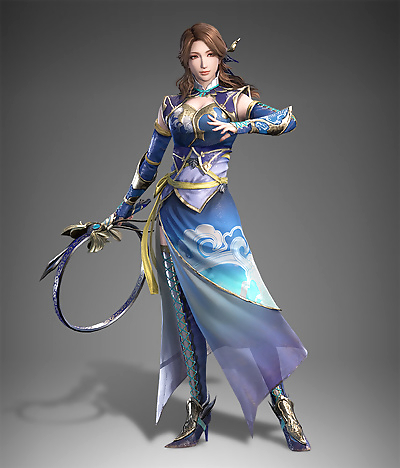 Dynasty Warriors 9 characters