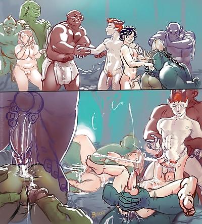 Gay e yaoi