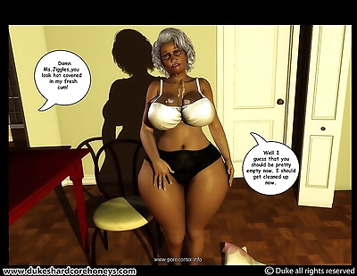 Ms Jiggles 3D – Part..