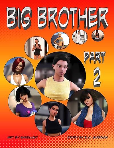 Sandlust- Big Brother Part 2