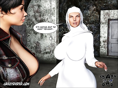 CrazyDad3D- White Nun- The..