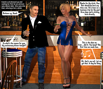 Entropy – Hot Wife in Blue..