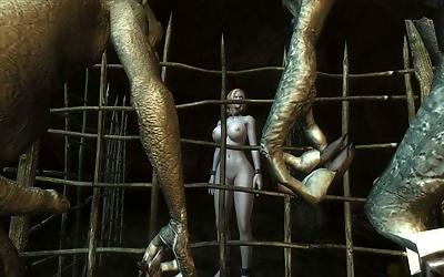TESIV: Goblin Monster Sex -..