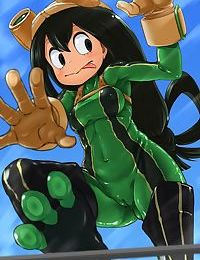 My Hero Academia - Boku no Hero Academia: Tsuyu Asui - part 10
