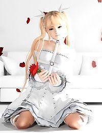 Artist3D - OTsunaO - DOA Girls - part 7