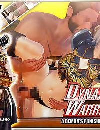 DYNASTY WARRIORS / LU LINGQIS PUNISHMENT PT.1