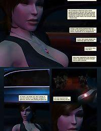 Lady Raider: Takedown