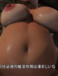 Edge Systems Insect Huntress Saki Hell of Lewd Insects - part 18