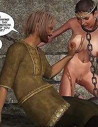 3d bondage comics anime facial cumshot in prison cartoons - part 625