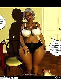 Ms Jiggles 3D – Part 5- Duke Honey