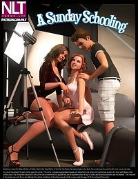 NLT Media- A Sunday Schooling