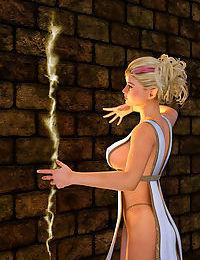 Hibbli3d- Priestess Rinil – Saints Or Sinners