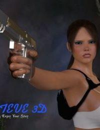 Lara Croft 3d Sex