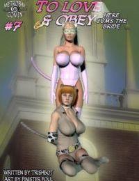 MetroBay3D- To Love & Obey 1-7