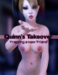 Strapy- Quinn's Takeover