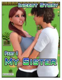 Incest Story - Part 1: My Sister