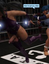 The F.U.T.A - Match 05 - Emiko vs Sexy Sky - part 2