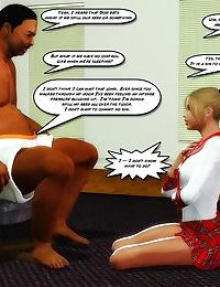 Schoolgirl's Evangelism- Darklord