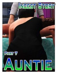 Incest Story - Part 7: Auntie