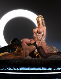 Shemale cgi porn - part 9