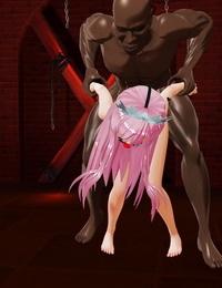汁 メイヴちゃんが黒人ちんぽの奴隷になるやつ Fate/Grand Order - part 4