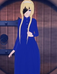 akaoni0123 NTR Kirito no Tame ni Karada o Uru Alice Sword Art Online