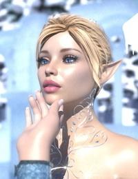 LanasyKroft Adventure of Cataleya - Charms of the Ice Queen - part 2