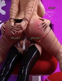 Futa Breeding Slave serge3dx - part 4