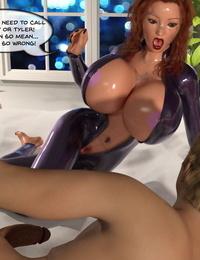 Leticia Latex Genie - part 6