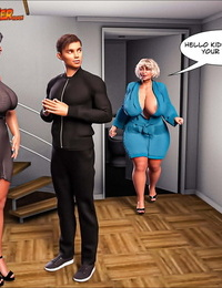 Crazy Dad 3D Mother Desire Forbidden 10 English - part 2