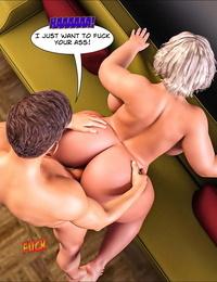 Crazy Dad 3D Mother Desire Forbidden 10 English - part 5