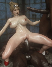 JARED999D - Wild Suzy - Uncontrollable Lust - Part 2 FINAL Chinese 喵子汉化组 - part 4