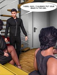 Crazy Dad 3D Mother꧇ Desire Forbidden 9 English - part 2