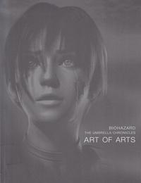 Resident Evil: The Umbrella Chronicles Artbook