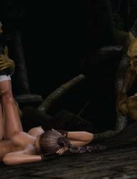 HitmanX3Z Iris Hunt - The Monsters Lair 1